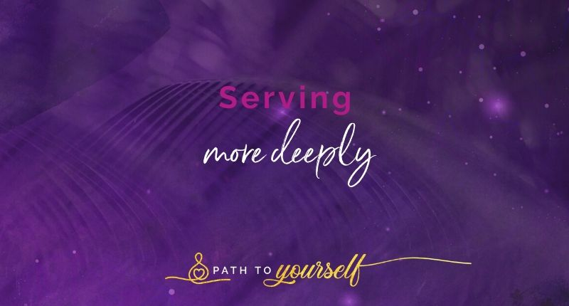 Serving More Deeply